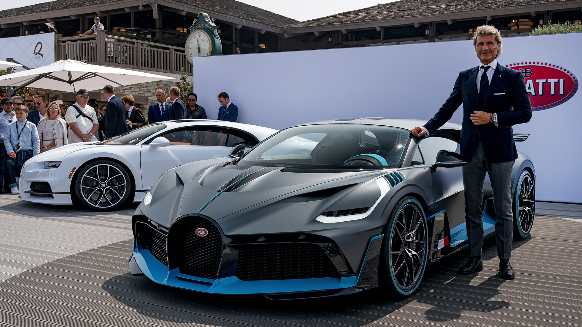 review of the year by bugatti president stephan winkelman bugatti president stephan winkelman
