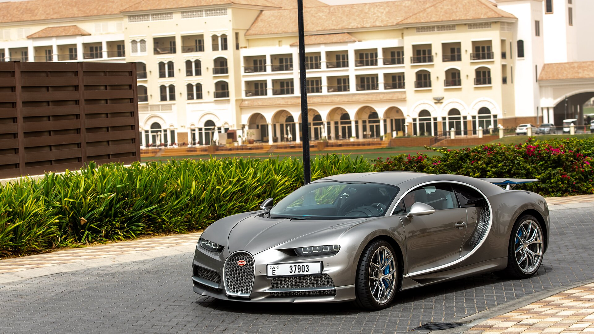 middle east bugatti