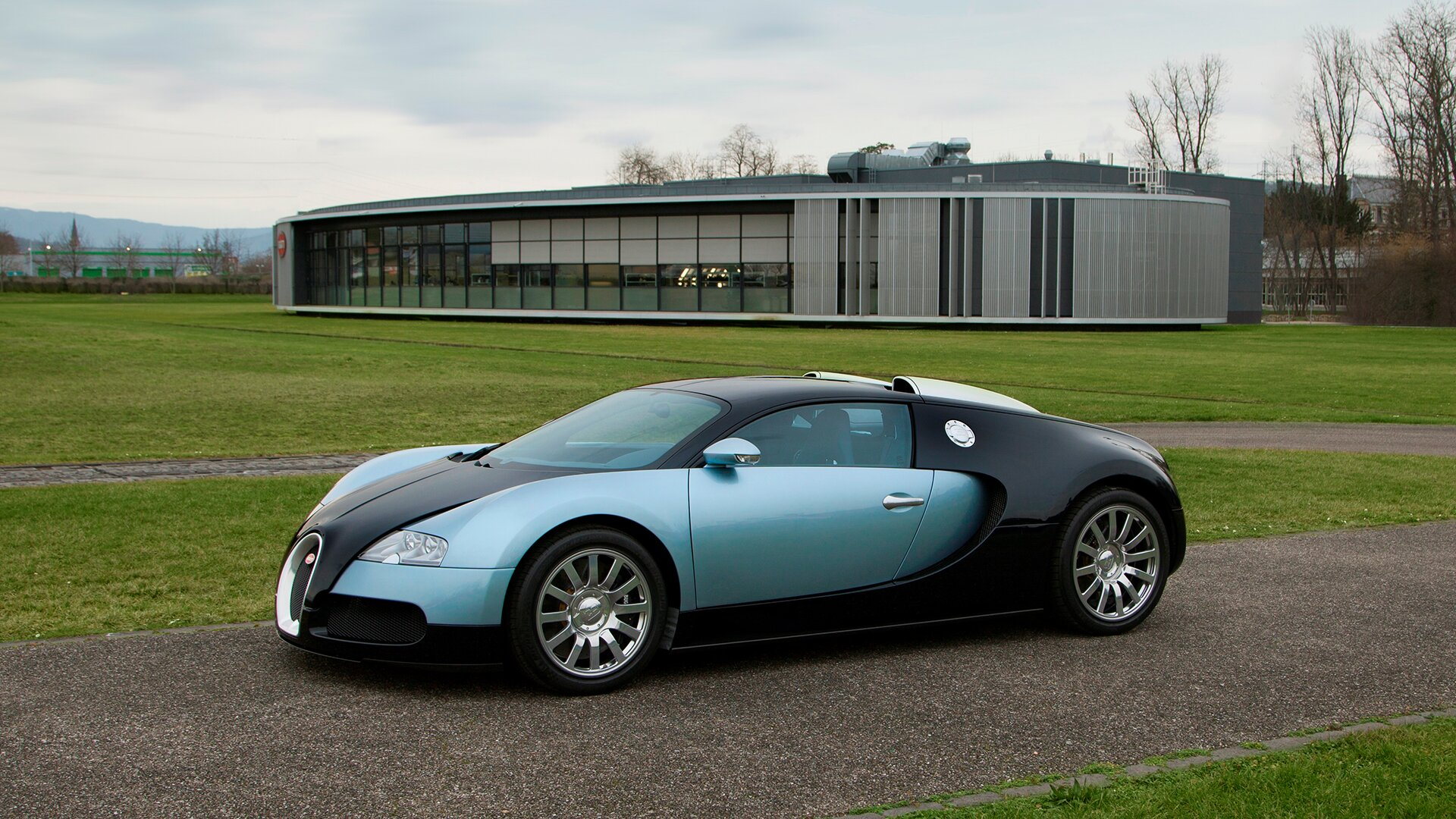[Translate to Français:] Bugatti Veyron 16.4