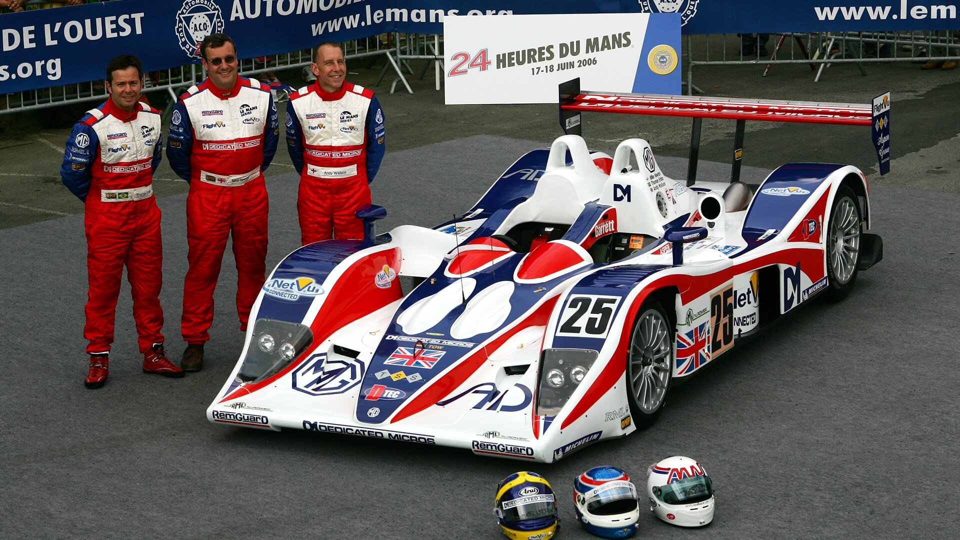 [Translate to Deutsch:] Le Mans, 2006