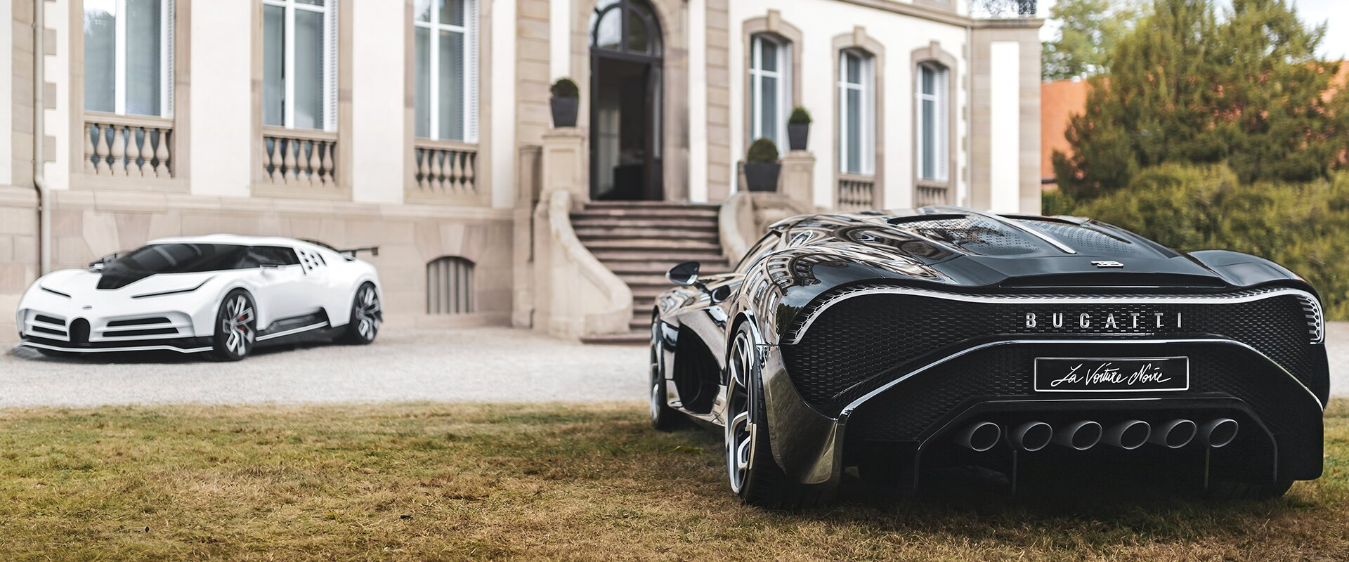 [Translate to Français:] Bugatti One Off Models
