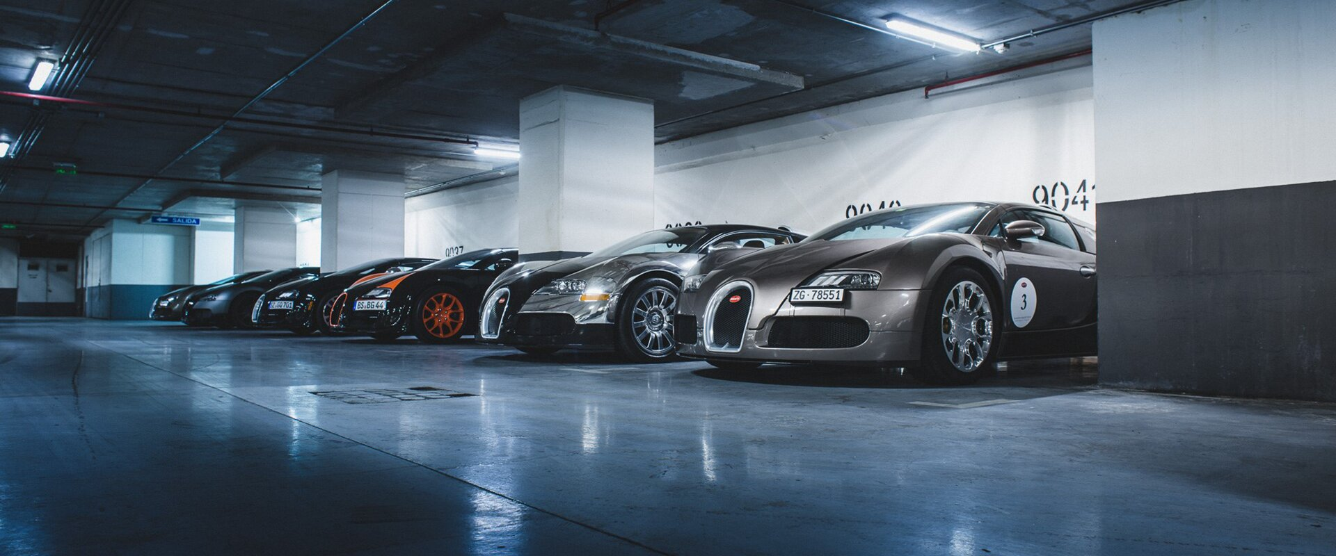 [Translate to Français:] Veyron Models