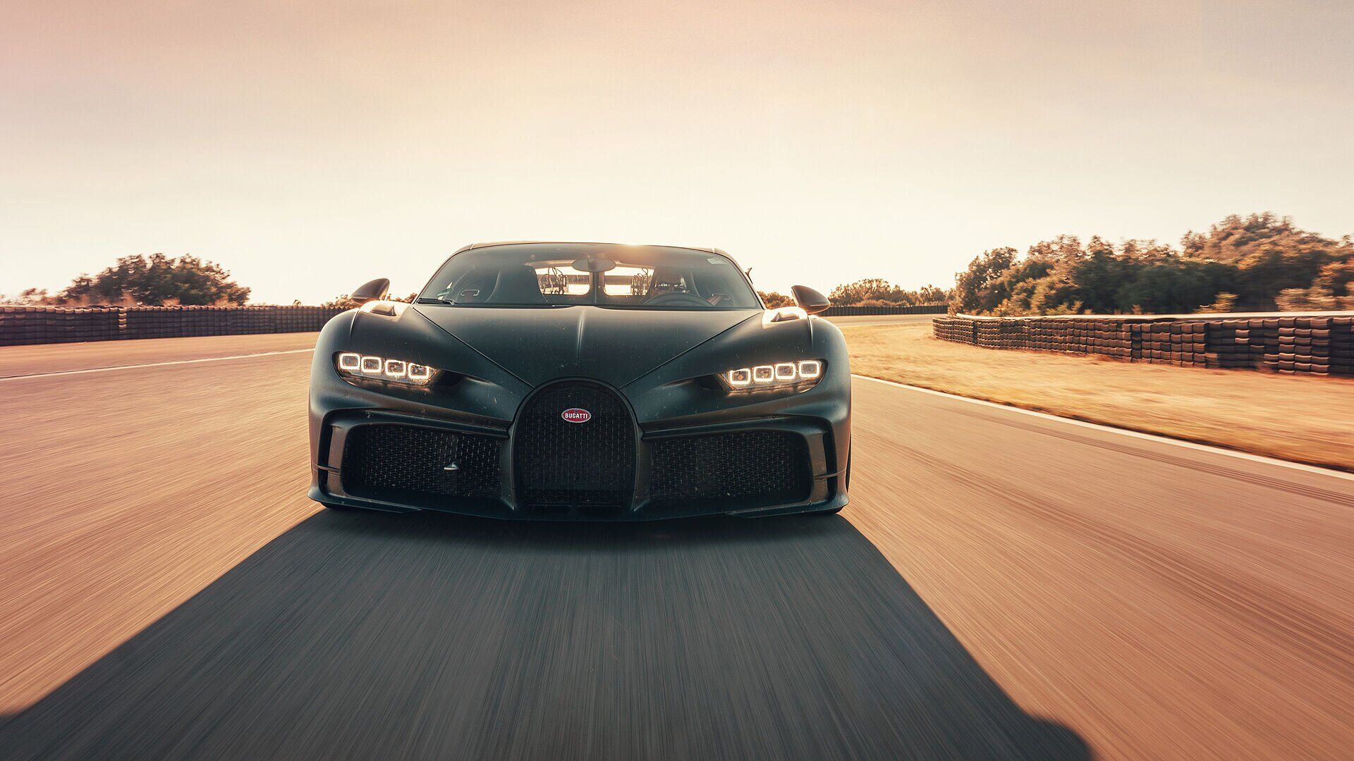 Bugatti Chiron Pur Sport – production due to start soon