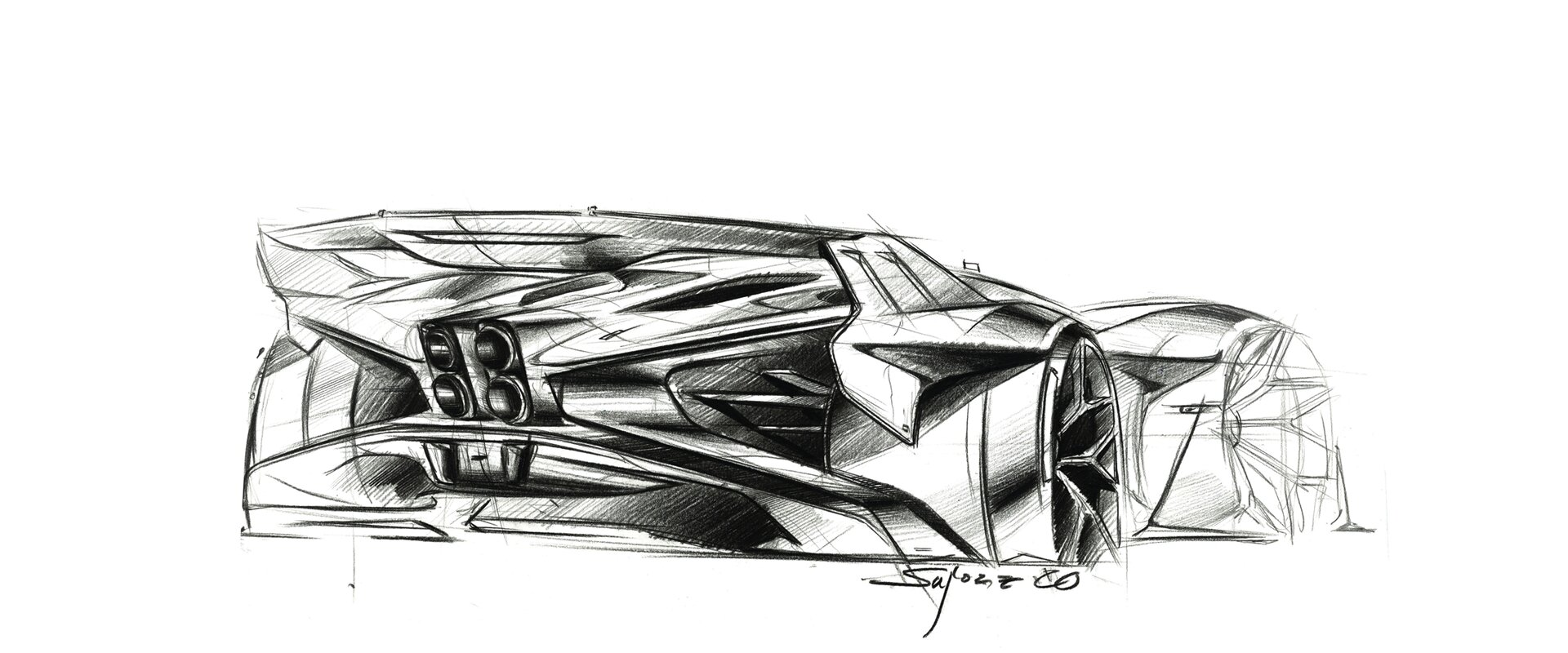 Insight: designing the Bugatti Bolide