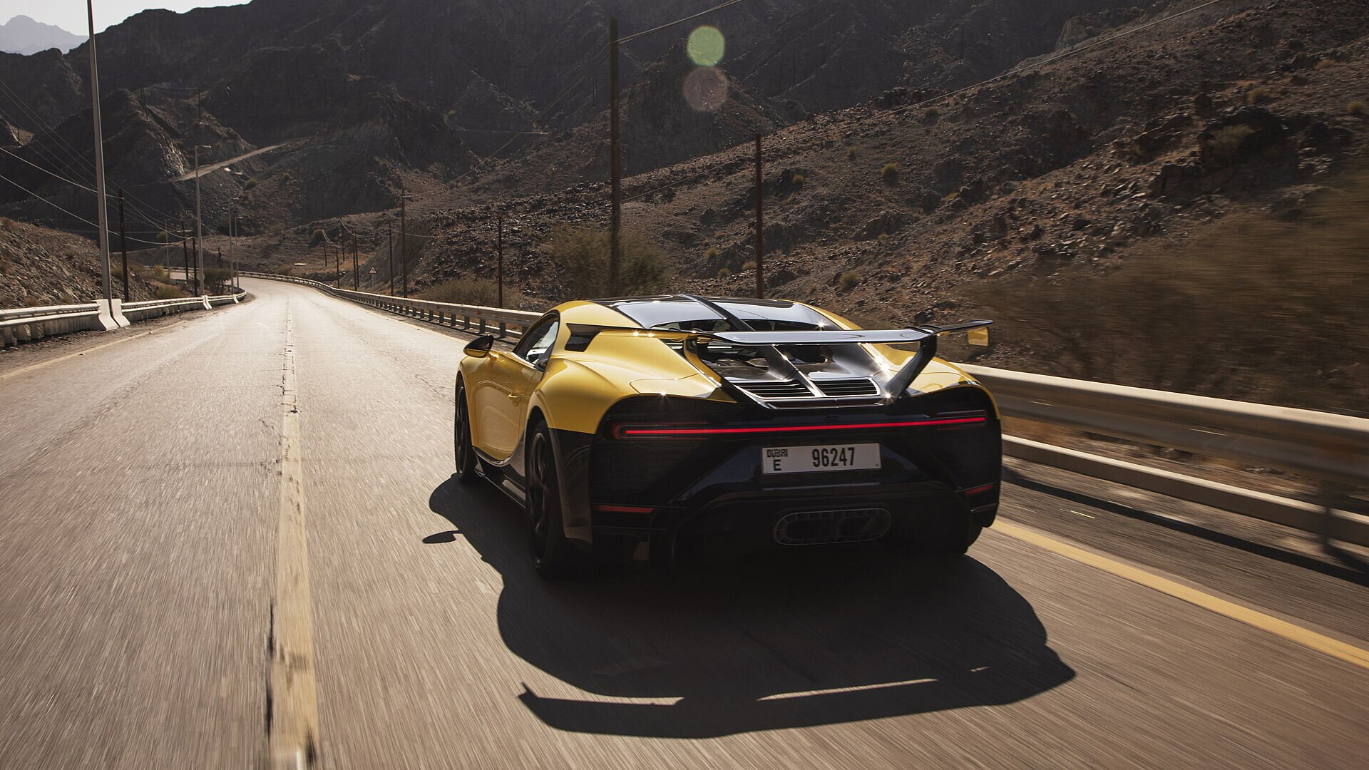 [Translate to Français:] Yellow Chiron Pur Sport